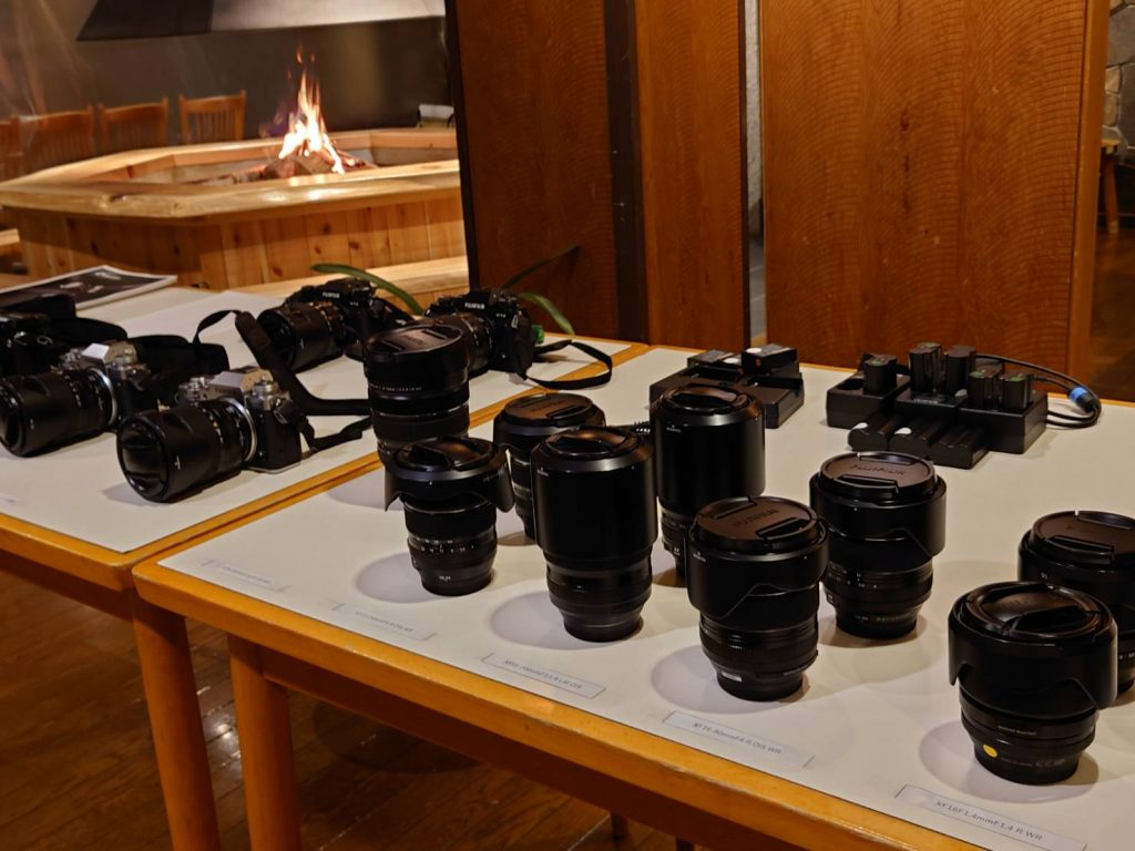 富士フイルムカメラ